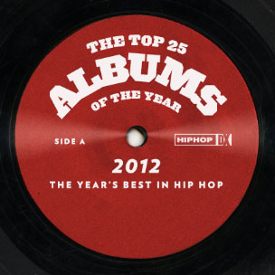 HipHopDX's Top 25 Albums Of 2012