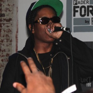 A$AP Rocky f. Bun B, Paul Wall & Killa Kyleon - Purple Swag Remix