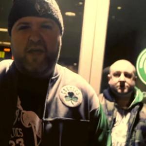 "Statik Selektah & JFK f. Slaine & Jaysaun - ""Lets Go Celtics"""