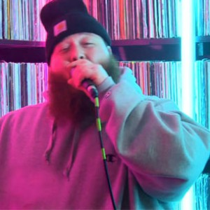 Action Bronson - Tim Westwood Freestyle