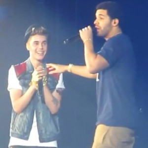 """Drake & Justin Bieber - """"Right Here/The Motto [Live Performance]"""""""