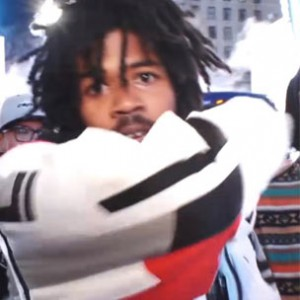 Capital STEEZ - MTV Times Square Freestyle