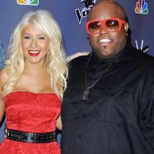 "Cee Lo f. Christina Aguilera  - ""Baby It's Cold Outside"""