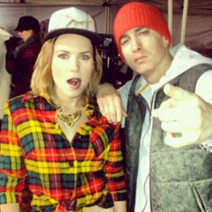 "Skylar Grey f. Eminem - ""C'mon Let Me Ride"""