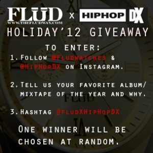 FLuD x HipHopDX Holiday Giveaway