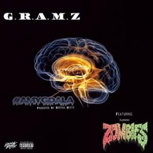 G.R.A.M.Z. f. Flatbush Zombies - Amygdala