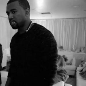 Kanye West - Givenchy Kilt Fitting