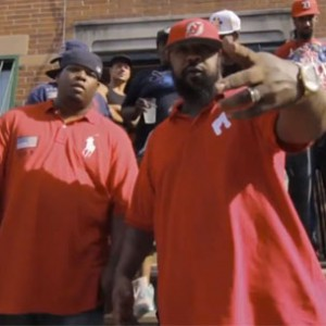 "P.F. Cuttin & Labba f. Sean Price & Meyhem Lauren - ""World Famous"""