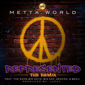 Metta World Peace f. Game, Big Noyd, Big Kap, Deacon & Benji - Represented Remix