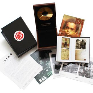 "Details Of Nas' ""Illmatic"" Deluxe Gold Edition Boxset Revealed"