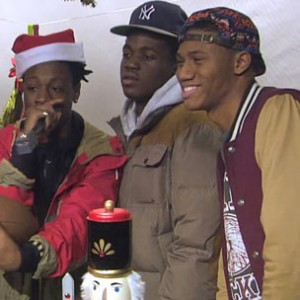 "Joey Bada$$ & Pro Era - ""How To Rap A Present [Freestyle]"""