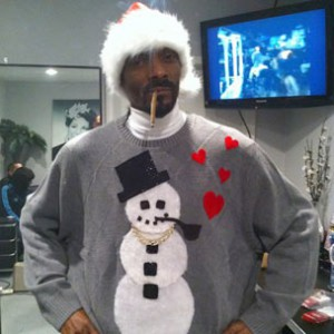 "Snoop Dogg f. Daz, Nate Dogg, Bad Azz & Tray Deee - ""Santa Claus Goes Straight To The Ghetto"""