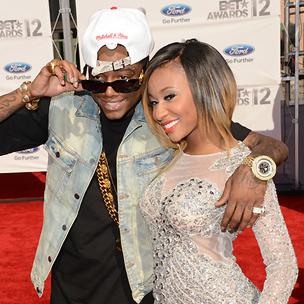 Rapper diamond dating lil scrappy money