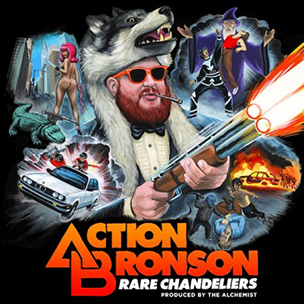 "Action Bronson & Alchemist To Release Extended ""Rare Chandeliers"" With Four New Songs"