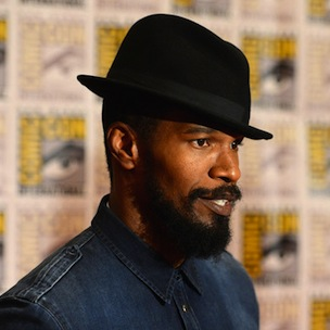 "Jamie Foxx Says Being Called The N-Word Growing Up Prepared Him For ""Django Unchained"""