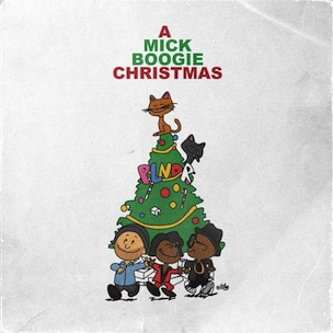 "PLNDR Presents ""A Mick Boogie Christmas"" Mixtape Download Link"