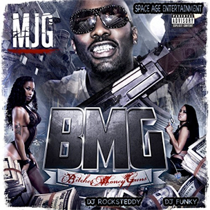"MJG ""Bitches Money Guns"" Mixtape Download & Stream"