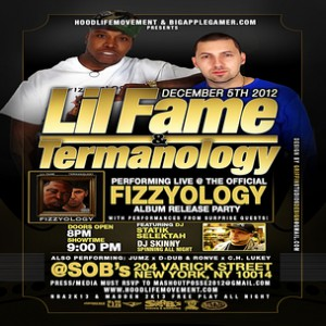 Termanology & Fame Concert Ticket Giveaway