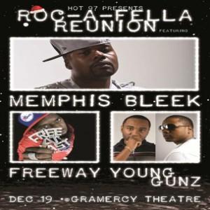 The Roc-A-Fella Reunion Concert Giveaway