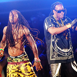 "Lil Wayne's Next Single ""Rich As Fuck"" To Feature 2 Chainz"