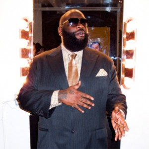 "Rick Ross To Make Acting Debut On Starz's ""Magic City"""