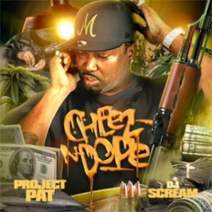 "Project Pat ""Cheez N Dope"" Mixtape Download & Stream"