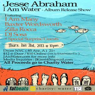 Jesse Abraham Concert Ticket Giveaway