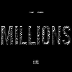 Pusha T f. Rick Ross - Millions