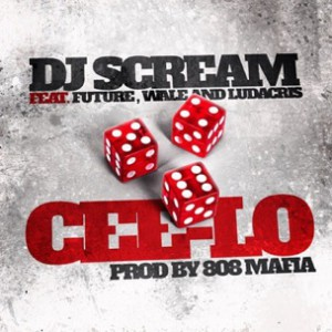 DJ Scream f. Future, Wale & Ludacris - Cee-Lo