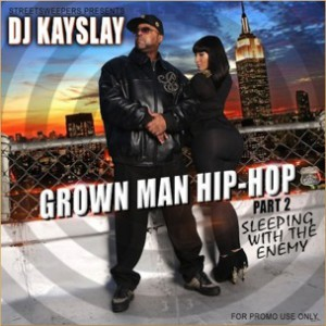 DJ Kay Slay f. Jon Connor, Joell Ortiz & Cassidy - No Way Out