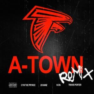 CyHi The Prynce f. 2Chainz, B.o.B. & Travis Porter - A-Town Remix