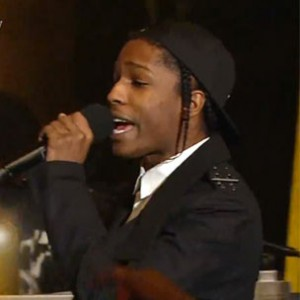 A$AP Rocky - 106 & Party New Year's Eve Performances