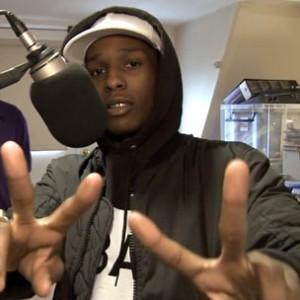 A$AP Rocky - Tim Westwood Freestyle