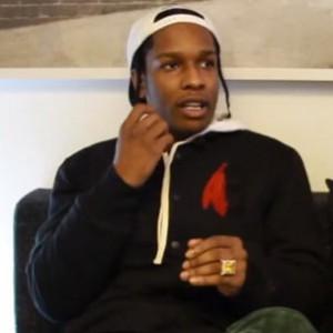 "A$AP Rocky - ""Clique [Freestyle]"""
