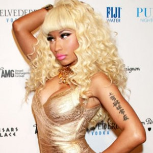 "Nicki Minaj - ""Freedom [Ellen DeGeneres Show Performance]"""