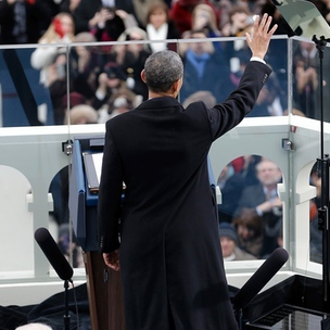 The People's Choice: A View Of Inauguration 2013 From The Ground