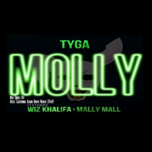 Tyga f. Wiz Khalifa & Mally Mall - Molly