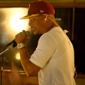 "T.I. - ""Trap Back Jumpin' [Live Room Performance]"""