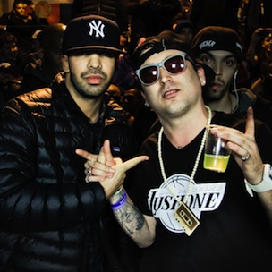 "Drake Co-Hosts KOTD Battle, Lush One & Caustic Discuss Dizaster & ""Blackout 3"""
