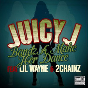 "Juicy J's ""Bandz A Make Her Dance"" Certified Gold"