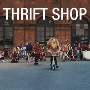 "Macklemore & Ryan Lewis' ""Thrift Shop"" Certified Double Platinum"