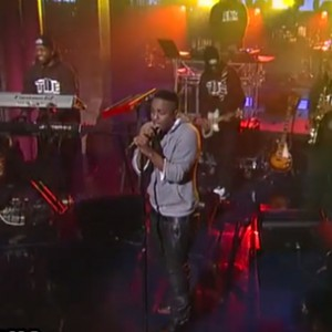 "Kendrick Lamar - ""Poetic Justice"" [Letterman Performance]"