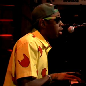 "Tyler, The Creator - ""Treehome95"" / ""Domo23"" [Jimmy Fallon Performance]"