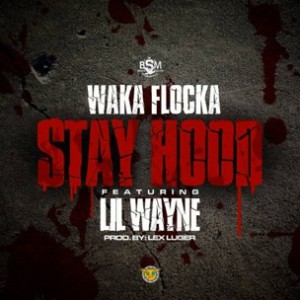 Waka Flocka Flame f. Lil Wayne - Stay Hood