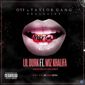 Lil Durk f. Wiz Khalifa - Molly Girl Remix