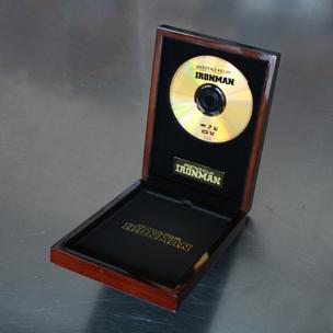 Ghostface Killah Ironman Premium Collection CD Box Giveaway
