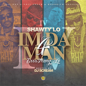 "Shawty Lo ""I'm Da Man 4"" Mixtape Download & Stream"