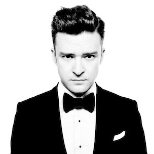 "Justin Timberlake ""The 20/20 Experience"" Tracklist & Cover Art"