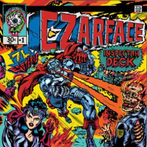 Czarface (Inspectah Deck, 7L & Esoteric) f. Ghostface Killah - Savagely Attack