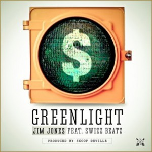 Jim Jones f. Swizz Beatz - Green Light Go